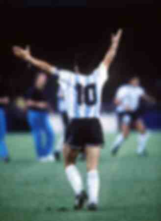 Diego Maradona - World Cup 1990