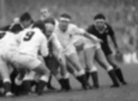 England rugby team defeats All Blacks in 1983