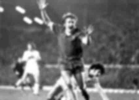 Euro Cup 1978 - Kenny Dalglish - Liverpool v Benfica
