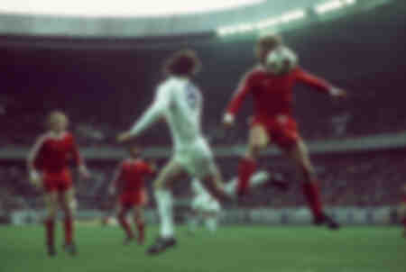 European Cup Final - Bayern 2 Leeds United 0