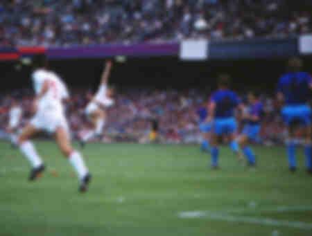 European Cup Final 1989 - Milan vs Steau Bucharest
