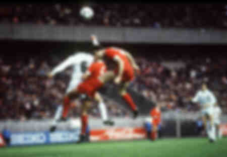 European Cup Final - Liverpool 1 Real Marid 0