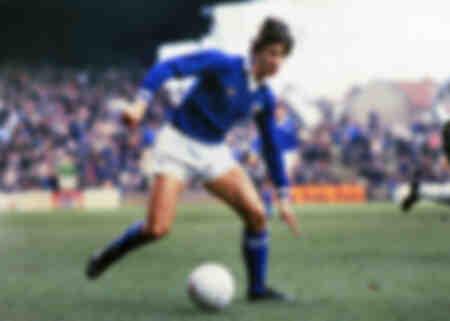 Gary Lineker - 1980 - Fulham v Leicester