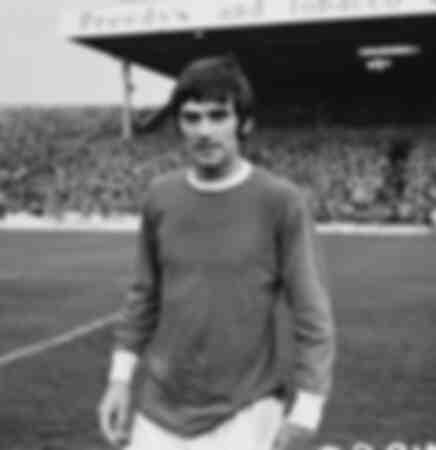 Georges Best - Manchester - 1968