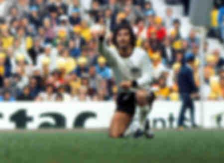 Gerd Müller - Weltmeisterschaft 1974
