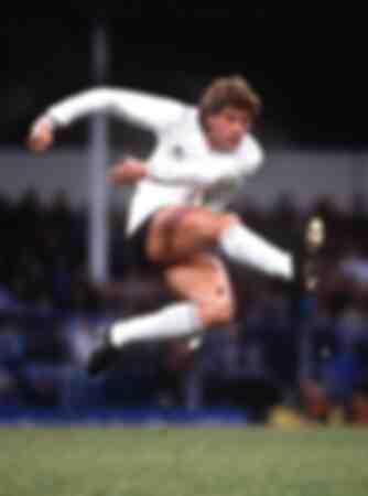 GLENN HODDLE TOTTENHAM HOTSPUR 1983