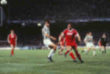 Hamburg wins 1983 European Cup Final