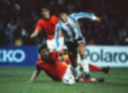 Holland 4 Argentinien 0