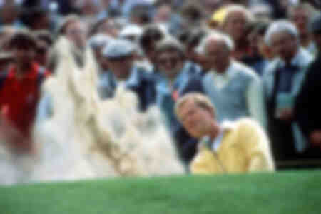Jack Nicklaus - Lytham Open 1988