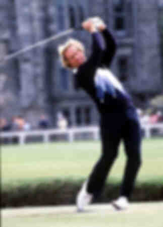 Jack Nicklaus - St Andrew's Open 1978