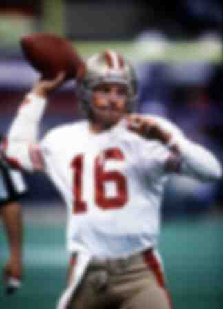 Joe Montana - 49ers de San Francisco