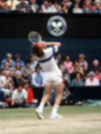John McEnroe - 1981 Wimbledon