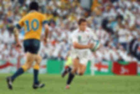 Jonny Wilkinson - Finale de la Coupe du monde de rubis 2003