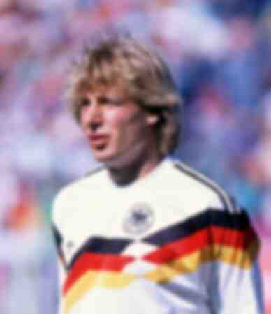 Jurgen Klinsmannk - Euro 1988