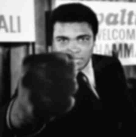 Muhammad Ali - Pressekonferenz 1971 in London