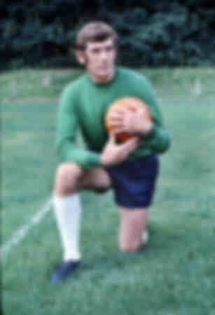 Pat Jennings - Legendarische keeper