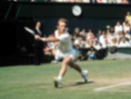 Rod Laver - Wimbledon 1971