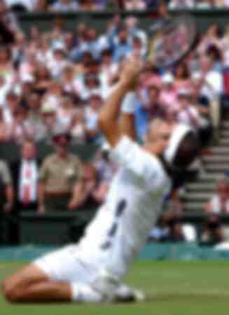 Roger Federer - Championnats de Wimbledon