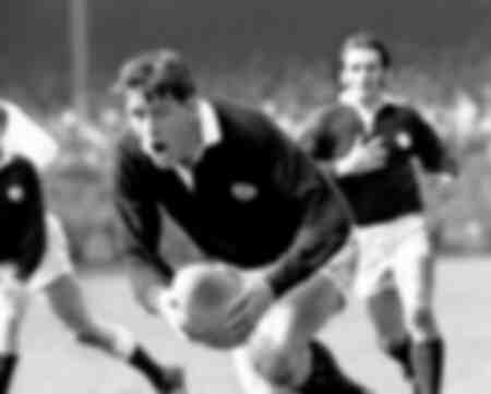 Rugby - Inglaterra vs Escocia - 1971