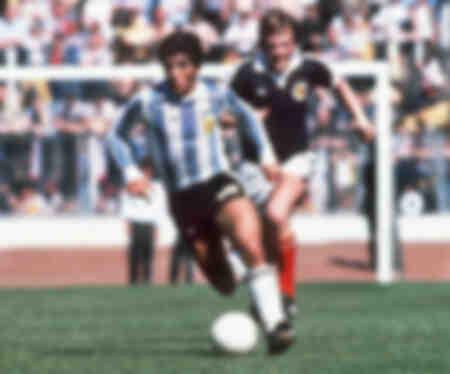 Scotland 1 Argentina 3