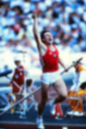 Sergey Bubka wins the1988 Seoul Olympics