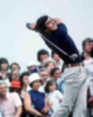 Seve Ballesteros -1976 Birkdale Open