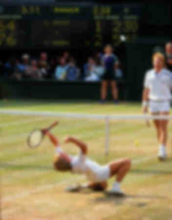 Stefan Edberg - Championnats de Wimbledon 1988