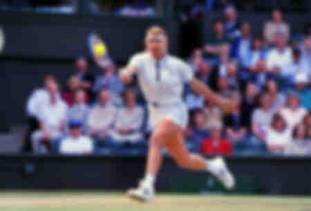 Steffi Graf Wimbledon kampioenschappen