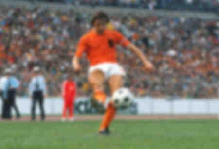 WC1974 Holland 2 Uruguay 0