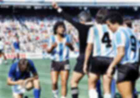 WC1982 Finals Italy 2 Argentina 1