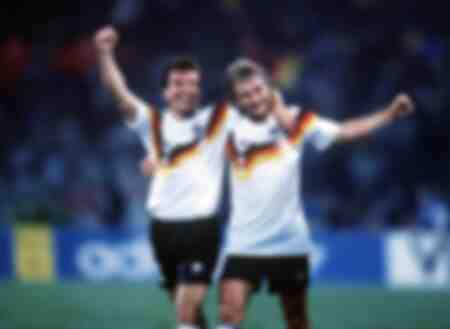WM-Finale 1990 - Bundesrepublik Deutschland 1 - Argentinien 0