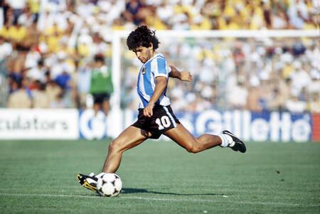 Diego Maradona - Coupe du monde 1982