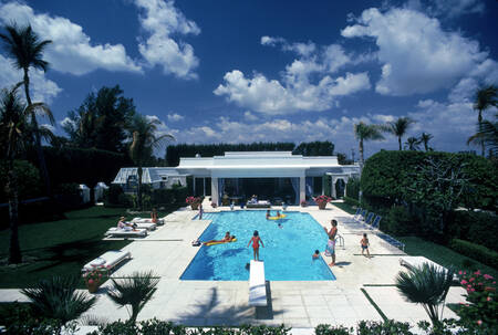 Pool in Palm Beach
