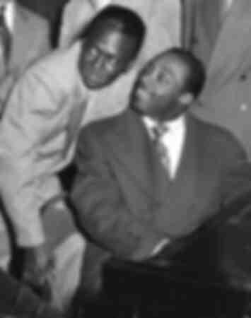 Miles Davis e Kenny Clarke