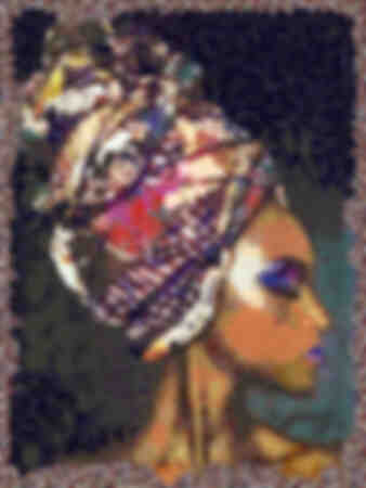 Ethiopan Lady 2