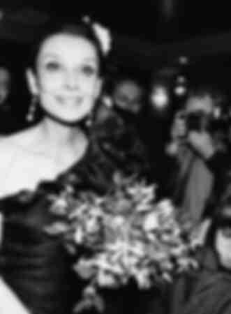 Audrey Hepburn In London