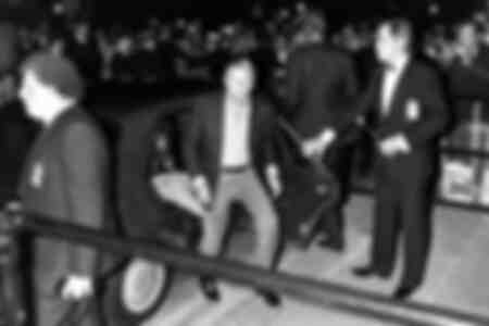 Frank Sinatra In London 1984