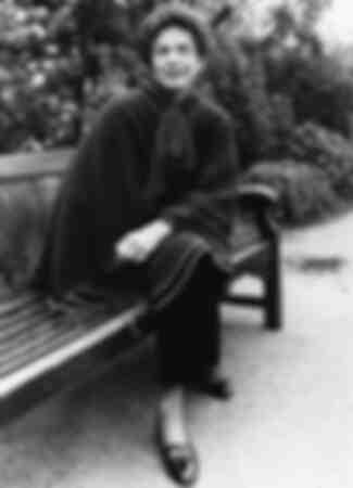 Ingrid Bergman i London