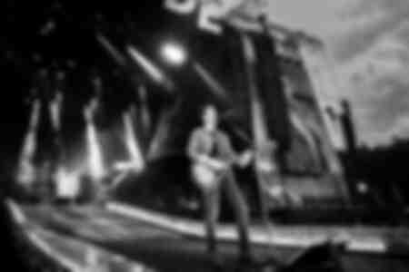 Kelly Jones of the Stereophonics uppträder på scenen på Latitude Festival 2019