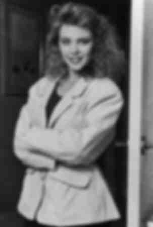 Kylie Minogue à Londres 1988