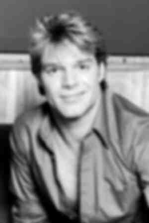 Latino star Ricky Martin in a studio 1997