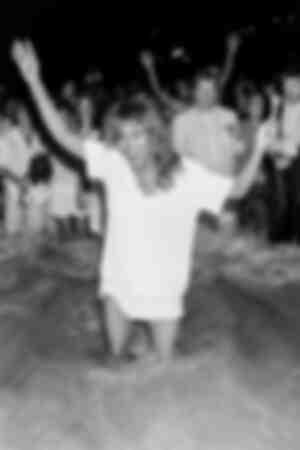 Tina Turner On Copacabana Beach Rio de Janeiro 1987