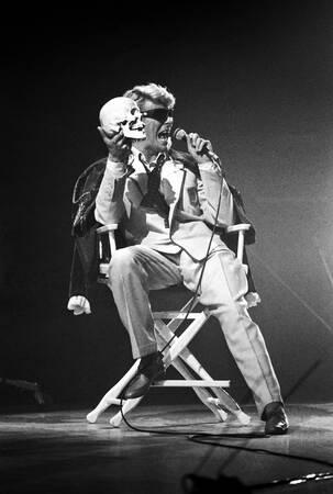 David Bowie Lazarus