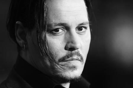 Johnny Depp Attends Black Mass Premiere London 2015
