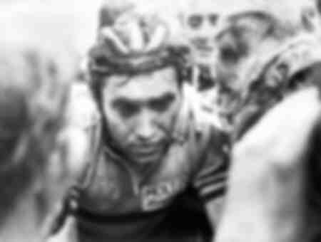 Eddy Merckx at the Belgian Championship