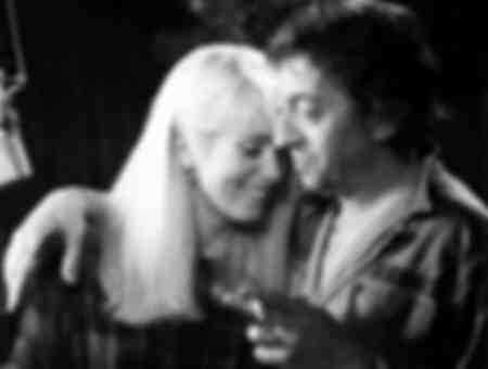 Catherine Deneuve and Serge Gainsbourg 1980