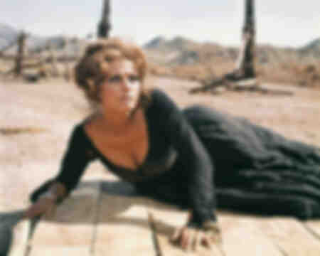 Claudia Cardinale - Once Upon a Time in the West - 1968