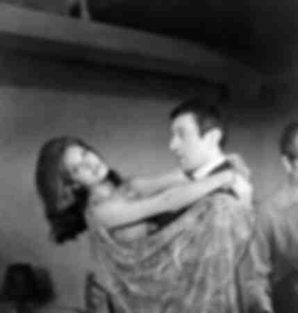 Dalida avec Serge Gainsbourg