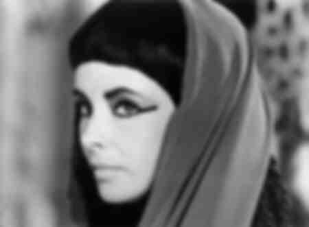 Elizabeth Taylor à Rome