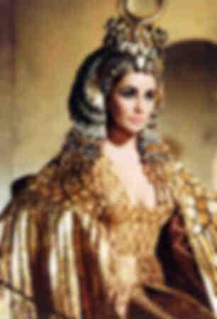 Elizabeth taylor faraone
